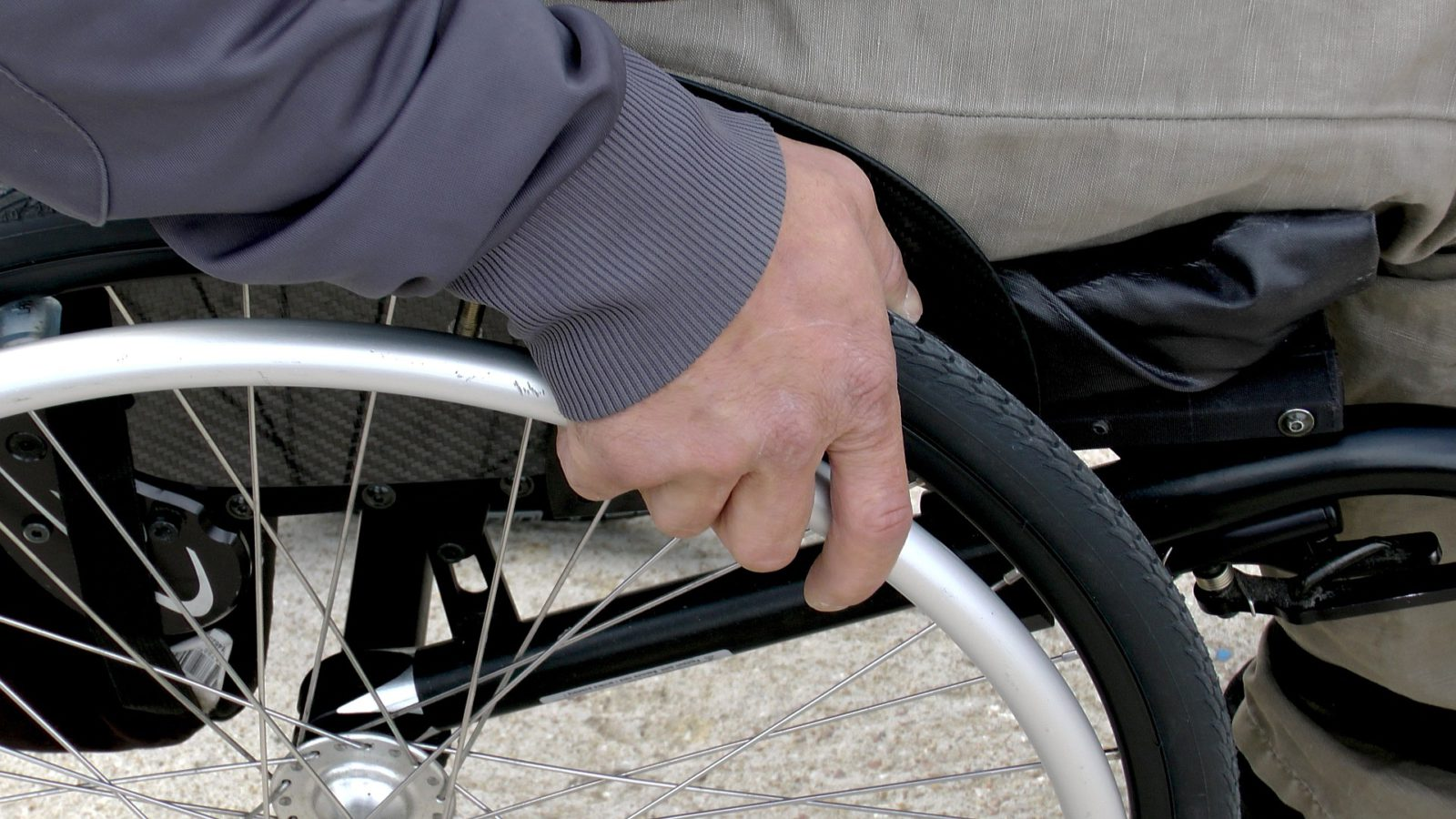 The national strategy for disabled people in the UK