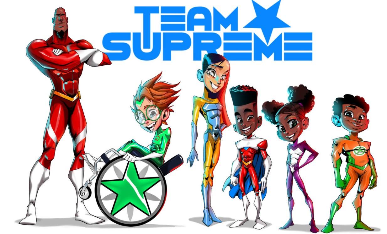 Team Supreme - Leonard Studios